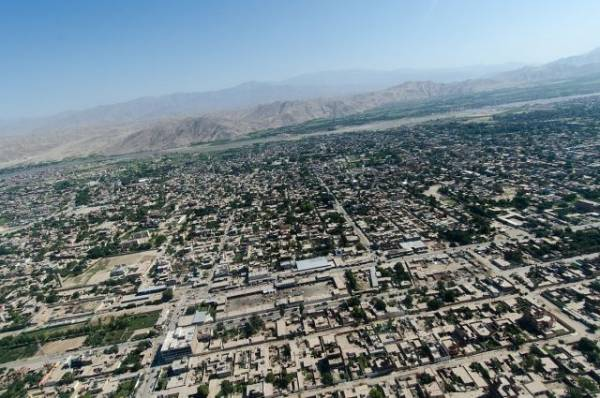 В афганском городе Джелалабад прогремел взрыв
