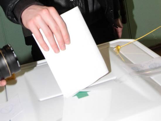 Явка на выборах по России составляет 35,69%