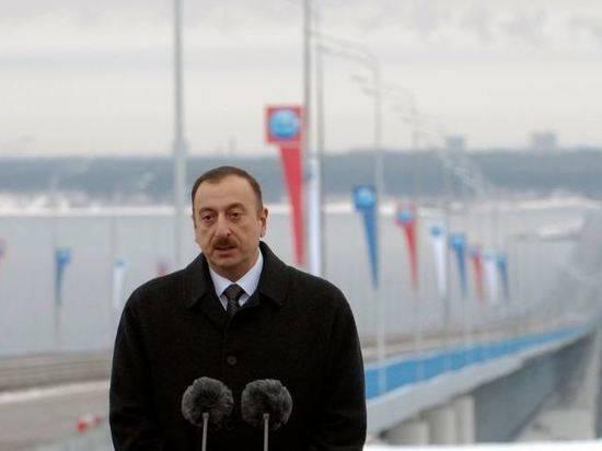 Алиев выразил соболезнования Путину в связи с расстрелом в Перми