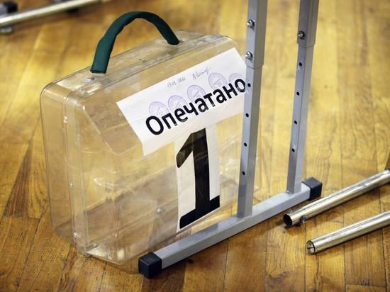 Названа причина долгого подсчета итогов выборов в Петербурге