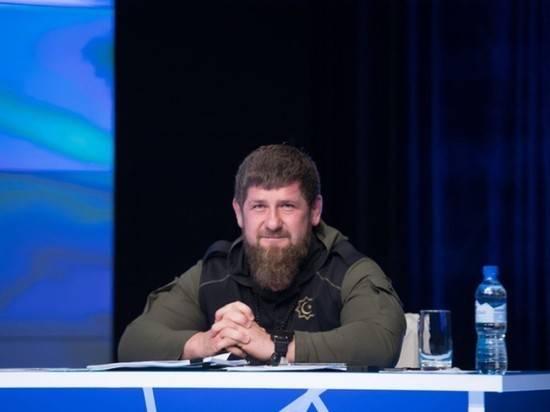 После обработки первых протоколов Кадыров лидирует на выборах главы Чечни