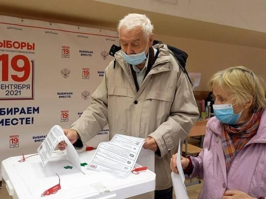 После подсчета 97% протоколов «Единая Россия» получает 49,79% голосов