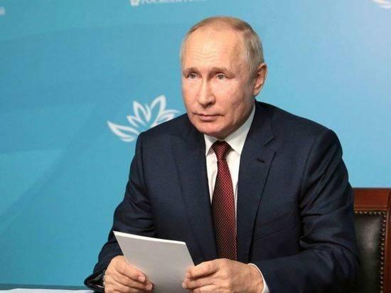 Путин провел телефонную беседу с президентом Казахстана