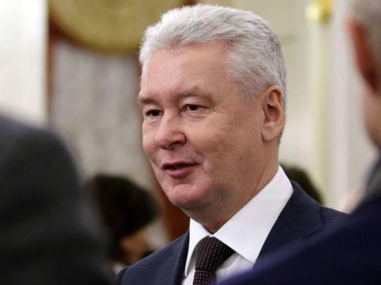 Собянин сообщил об около 50% проголосовавших избирателей в Москве