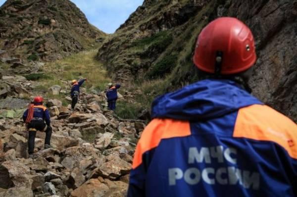 Спасатели нашли потерявшегося на Эльбрусе американского альпиниста