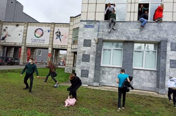 В Минздраве уточнили число погибших при стрельбе в университете Перми