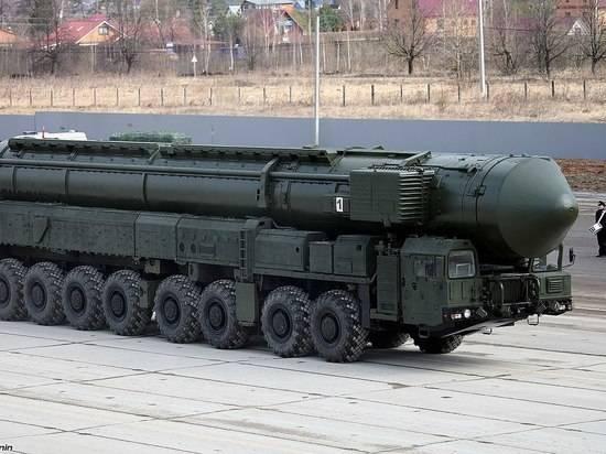 В США обеспокоились обновлением ядерных арсеналов России и Китая