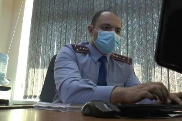 Житель Алма-Аты открыл стрельбу по полицейским и судебным приставам