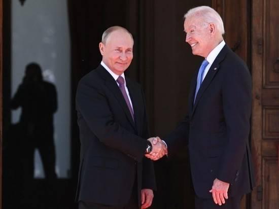 """Байден просто объяснил Путину, почему назвал его """"убийцей"""""""