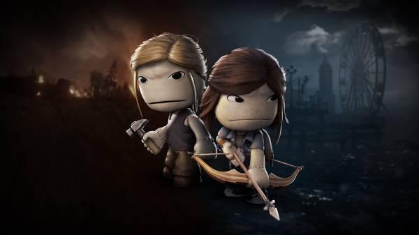 Эбби и Элли из The Last of Us появятся в Sackboy: A Big Adventure - Sony анонсировала новое DLC для платформера