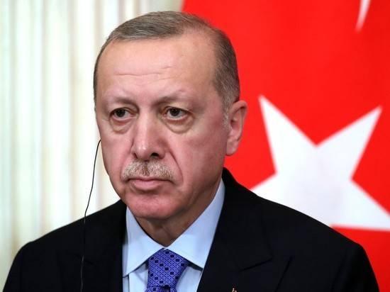 Эрдоган напомнил ООН, что Турция не признает российский Крым