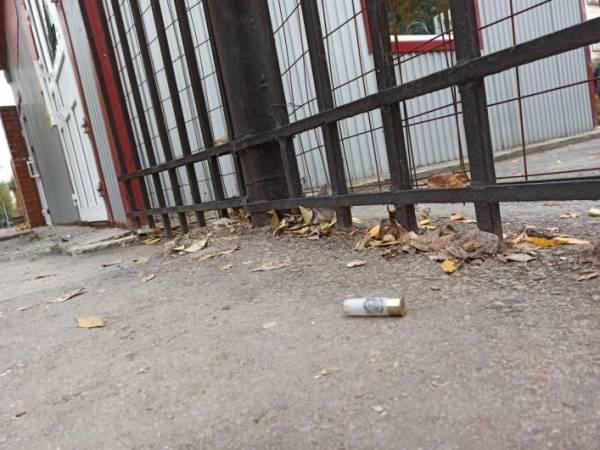 Фальков поблагодарил полицейского, остановившего злоумышленника в Перми