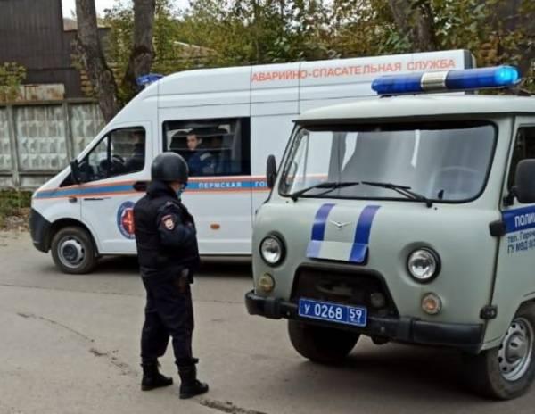 Глава СКР Бастрыкин прибыл в Пермь