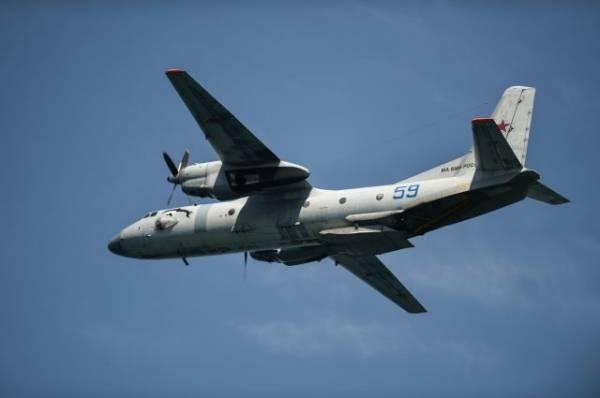 МЧС увеличило группировку по поиску пропавшего в Хабаровском крае Ан-26