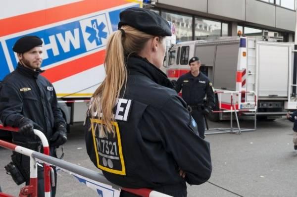 При захвате заложников в автобусе на юге Германии пострадали два человека