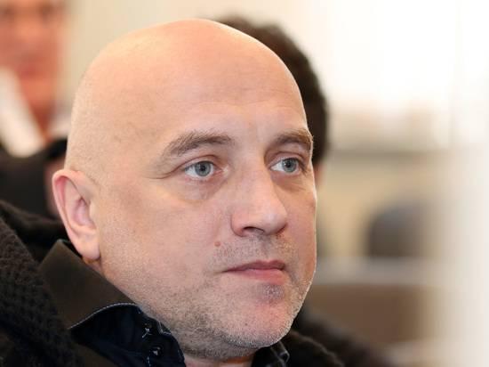 Прилепин заявил, что готов возглавить фракцию СР в Госдуме