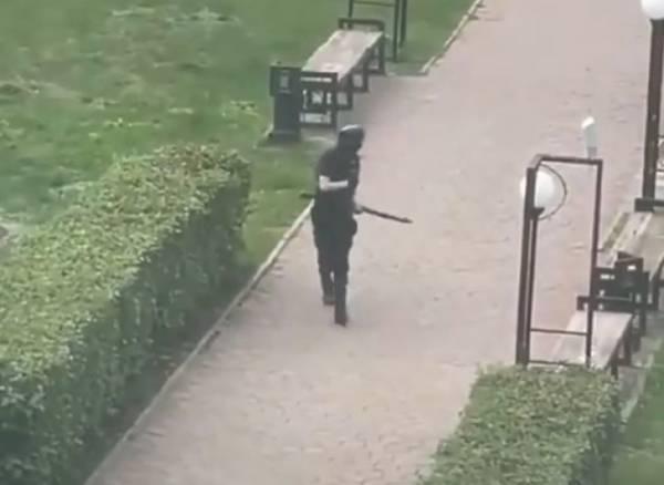 Стрелявшему в студентов вуза Перми ампутировали часть голени