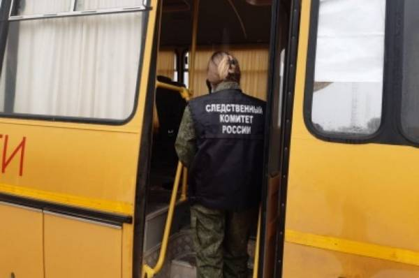 В Саратовской области ребенок умер в школьном автобусе