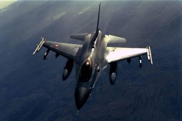 ВВС США перехватили самолет, нарушивший бесполетную зону над Нью-Йорком