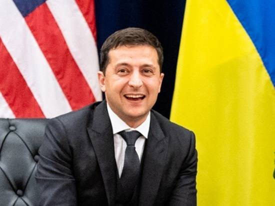 """Зеленский поблагодарил Эрдогана, назвавшего Крым """"аннексированным"""""""