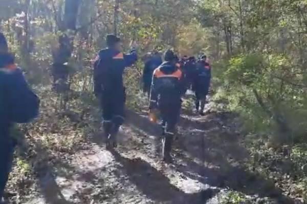 Спасатели добрались до места крушения самолета Ан-26 под Хабаровском