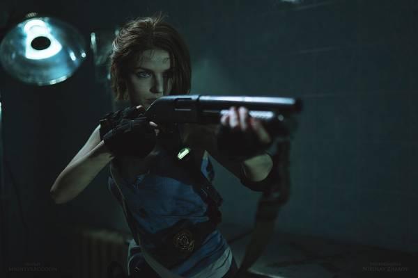 """""""Чистый кайф"""": Россиянка органично вжилась в образ Джилл Валентайн из Resident Evil 3"""