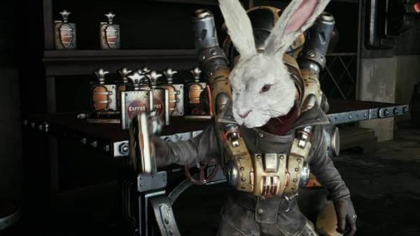 Кролик с механическим кулаком: Обзор F.I.S.T.: Forged In Shadow Torch