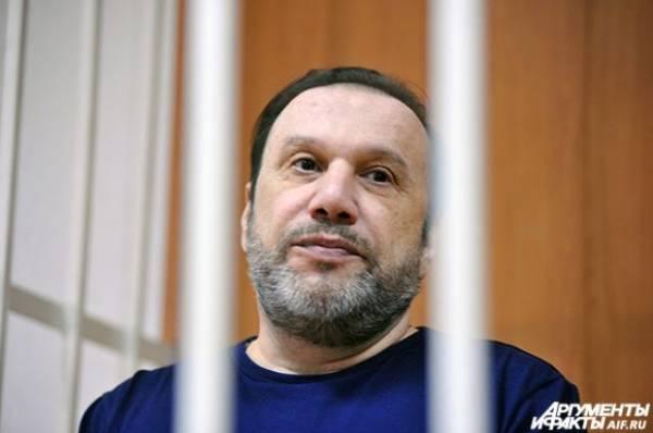 Мосгорсуд признал законным продление ареста Виктора Батурина