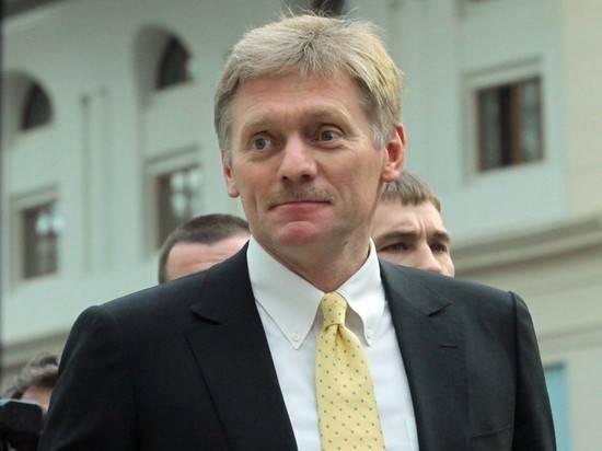 Песков: в России должна быть только одна должность президента