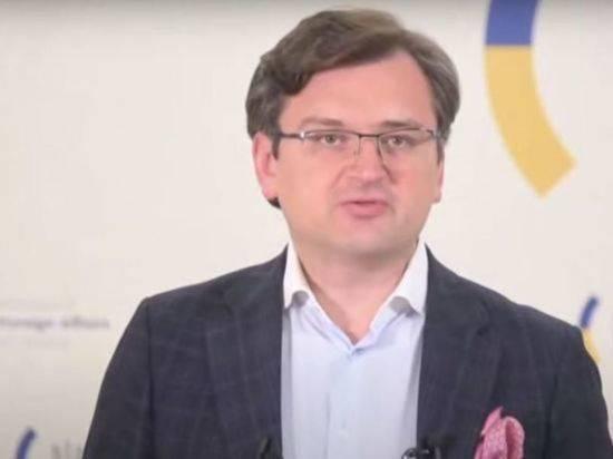 """Кулеба назвал """"ударом"""" газовую договоренность между Венгрией и """"Газпромом"""""""