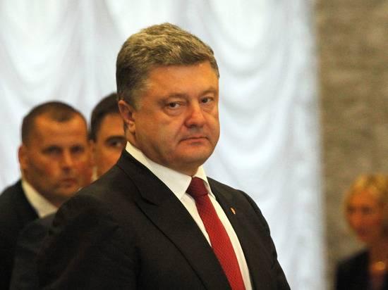 Телеканал Порошенко поздравил его странным роликом с Украиной — членом НАТО и ЕС