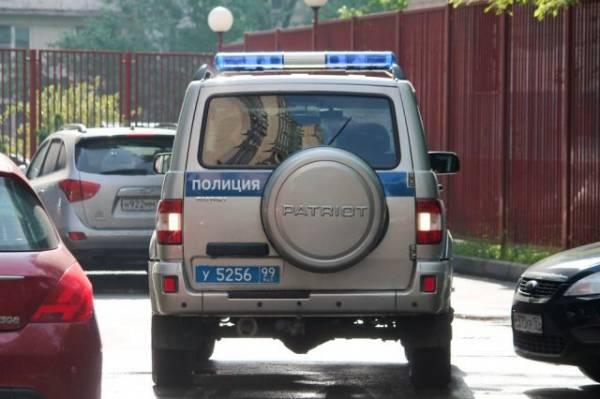 В полиции рассказали о задержанном за стрельбу около московской школы
