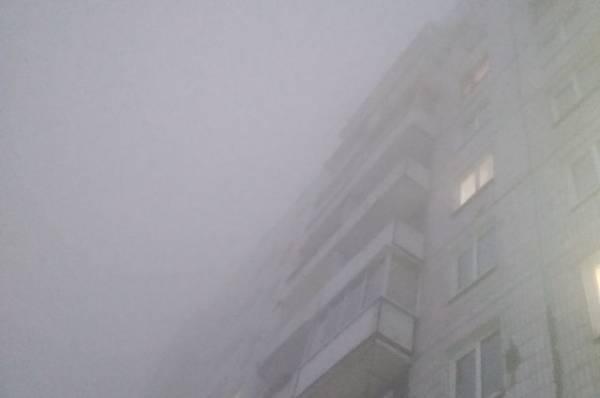 Екатеринбург заволокло сильнейшим смогом