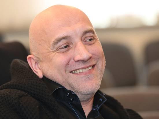 Госдума утвердила отказ Прилепина от депутатского мандата