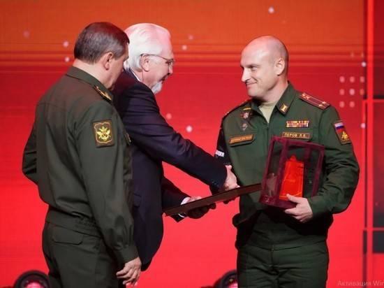 Лучшие из лучших: в Москве наградили призеров фестиваля «Армия России»
