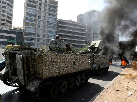 Названы причины смертельной стрельбы в Ливане