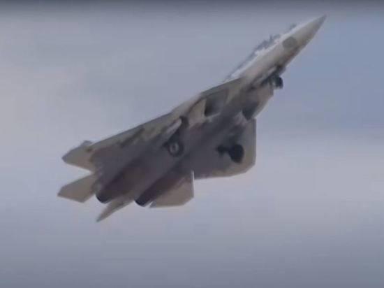 Российской армии пообещали поставить несколько Су-57 до конца года