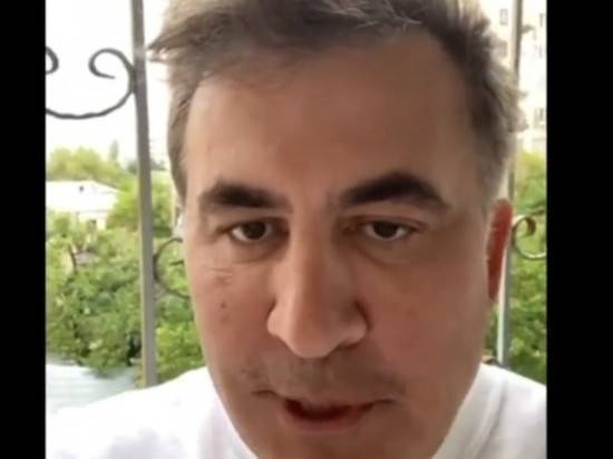 Саакашвили объяснил свое возвращение в Грузию непреодолимой тоской