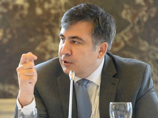 Саакашвили раскрыл свой путь до Грузии: в рефрижераторе на пароме