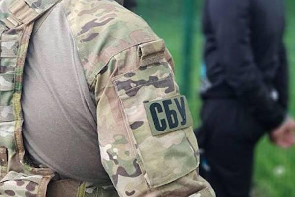 СБУ заподозрила офицера ЛНР в создании незаконных вооруженных формирований