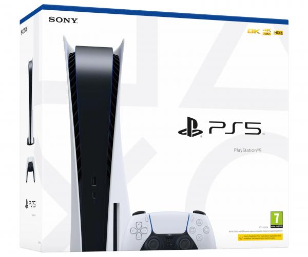 Sony начала напрямую принимать заявки на покупку PlayStation 5