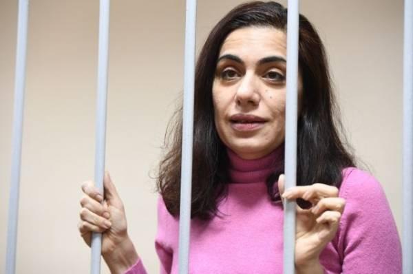 Верховный суд РФ оставил приговор Цуркан по делу о шпионаже без изменения
