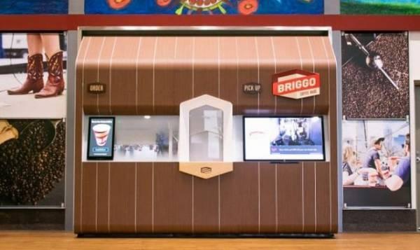 4bed2eb4 Новый робот-бариста готовит 100 чашек идеального кофе в час ...